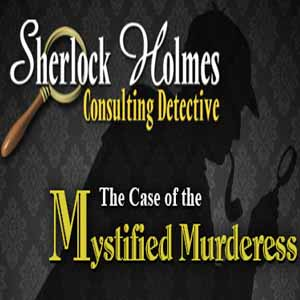 Buy Sherlock Holmes Consulting Detective The Case of the Mystified Murderess CD Key Compare Prices