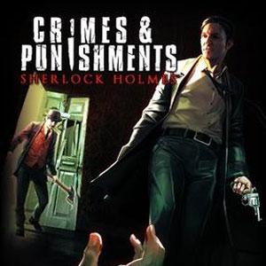 Sherlock Holmes Crimes and Punishments Redux