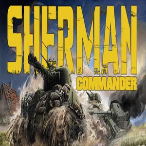 Sherman Commander