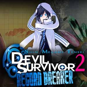 Buy Shin Megami Tensei Devil Survivor 2 Record Breaker Nintendo 3DS Download Code Compare Prices