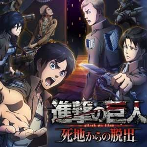 Buy Shingeki no Kyojin Shichi Kara no Dasshutsu Nintendo 3DS Download Code Compare Prices
