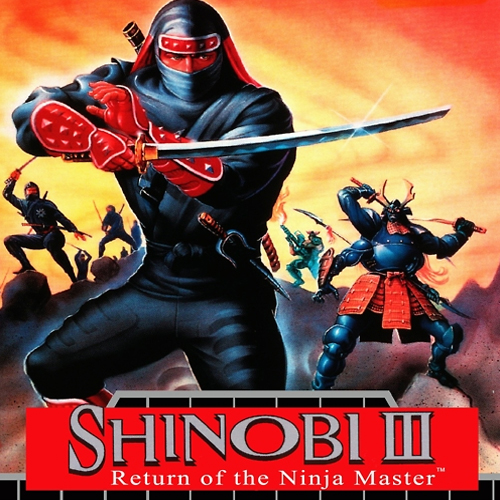Buy Shinobi 3 Return of the Ninja Master CD Key Compare Prices