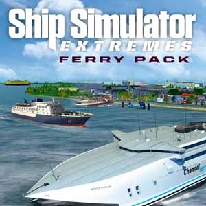 Ship Simulator Extremes Ferry Pack
