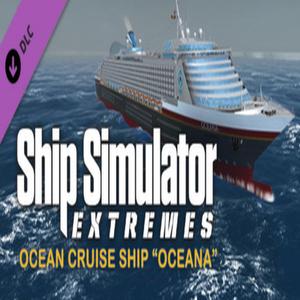 Ship Simulator Extremes Ocean Cruise Ship