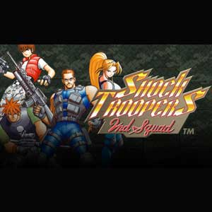 Buy SHOCK TROOPERS 2nd Squad CD Key Compare Prices