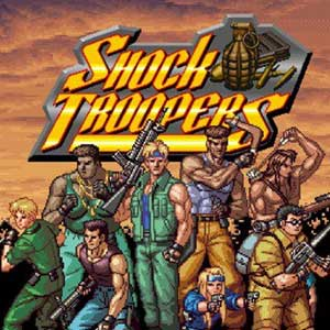 Buy SHOCK TROOPERS CD Key Compare Prices