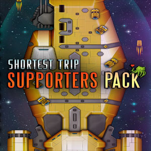 Shortest Trip to Earth Supporters Pack