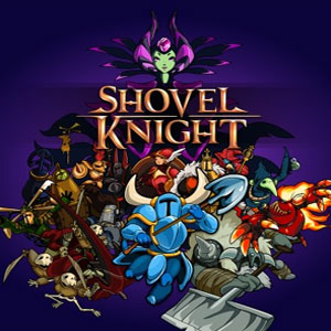 Shovel Knight Treasure Trove