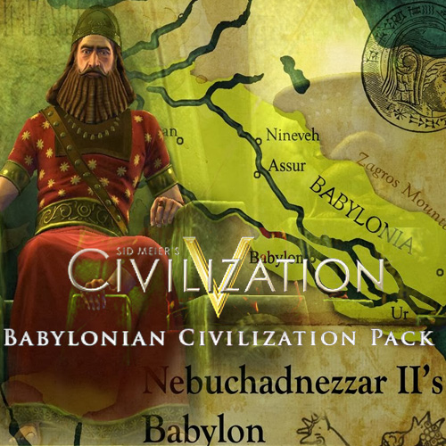 Buy Sid Meiers Civilization 5 Babylon Nebuchadnezzar 2 CD Key Compare Prices