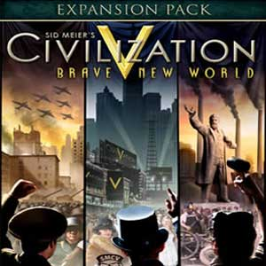 Sid Meiers Civilization 5 Brave New World Expansion