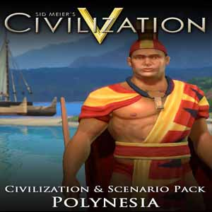 Sid Meiers Civilization 5 Civilization and Scenario Pack Polynesia