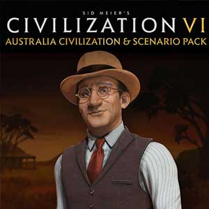 Sid Meier's Civilization 6 Australia Civilization and Scenario Pack