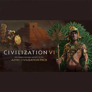 Sid Meier's Civilization 6 Aztec Civilization Pack