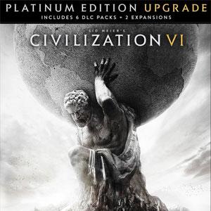 Sid Meier's Civilization 6 Platinum Edition Upgrade