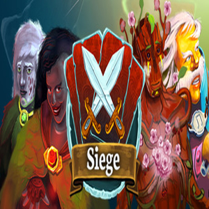 Siege the card game