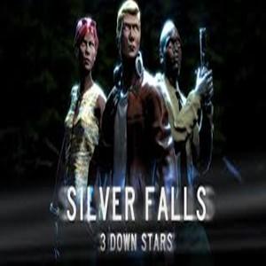 Silver Falls  3 Down Stars