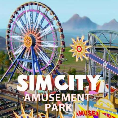 Buy SimCity Amusement Park Pack CD KEY Compare Prices