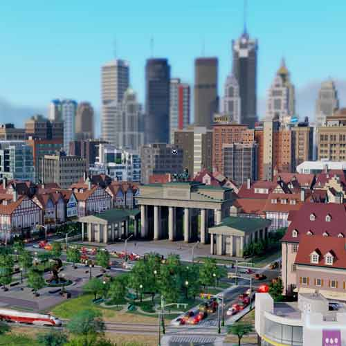 Buy SimCity - German City Set KEY Compare Prices