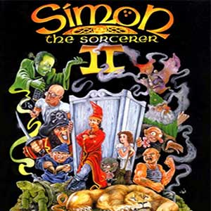 Buy Simon the Sorcerer 2 25th Anniversary Edition CD Key Compare Prices