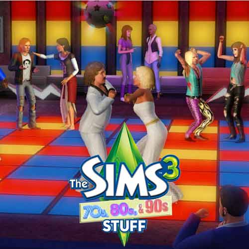 Buy Sims 3 70's, 80's, 90's Kit CD KEY Compare Prices