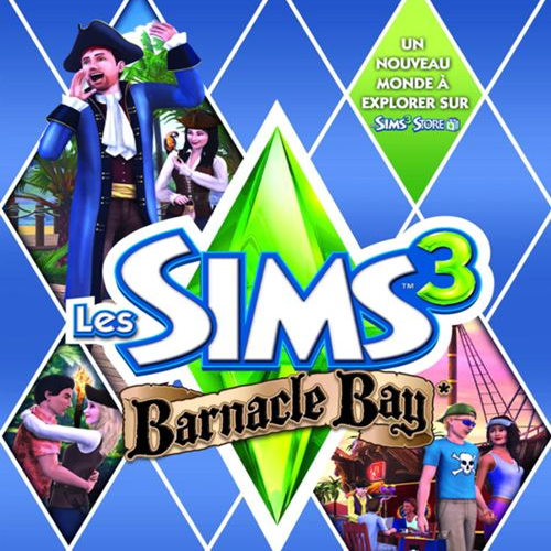 Buy Sims 3 Barnacle Bay CD Key Compare Prices