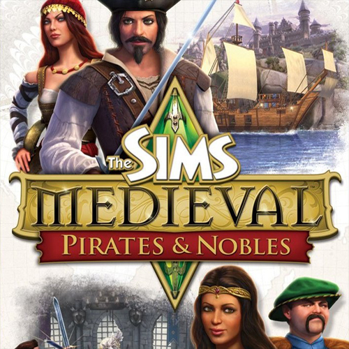 Buy Sims Medieval Nobles & Pirates CD Key Compare Prices