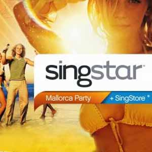 Buy SingStar Mallorca Party Ps3 Game Code Compare Prices