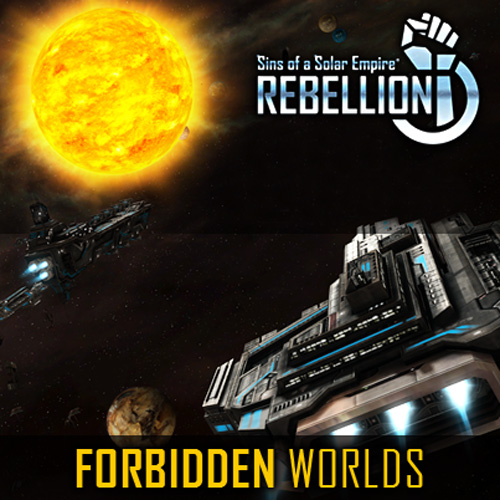 Buy Sins of a Solar Empire Rebellion Forbidden Worlds CD Key Compare Prices