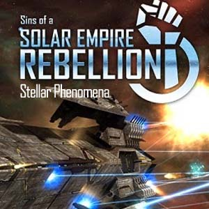 Buy Sins of a Solar Empire Rebellion Stellar Phenomena CD Key Compare Prices