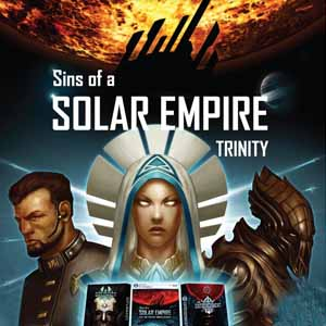 Buy Sins of a Solar Empire Trinity CD Key Compare Prices