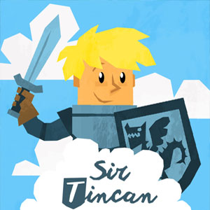 Sir Tincan Adventures in the Castle