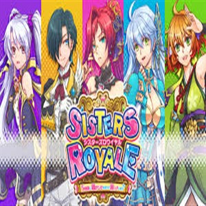 Sisters Royale Five Sisters Under Fire