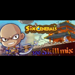 Buy SixGenerals CD Key Compare Prices