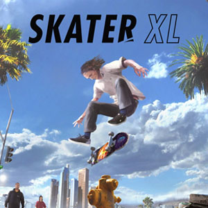 Buy Skater XL PS4 Compare Prices