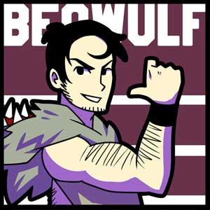 Skullgirls Beowulf