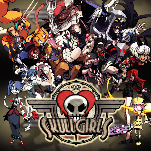 Skullgirls Color Palette