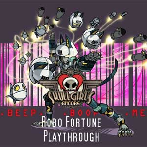 Buy Skullgirls Robo-Fortune CD Key Compare Prices