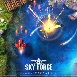 Buy Sky Force Anniversary Xbox One Code Compare Prices