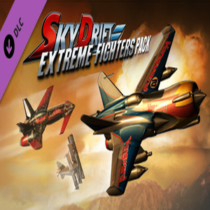 SkyDrift Extreme Fighters Premium Airplane Pack