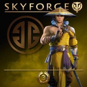Skyforge Monk Quickplay Pack