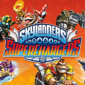 Buy Skylanders Superchargers 2015 PS4 Game Code Compare Prices