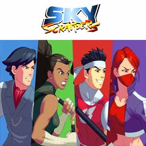 SkyScrappers