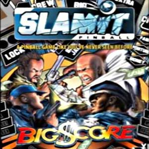 Buy SlamIt Pinball Big Score CD Key Compare Prices
