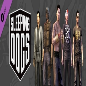 Sleeping Dogs Dragon Master Pack