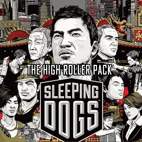Sleeping Dogs The High Roller Pack