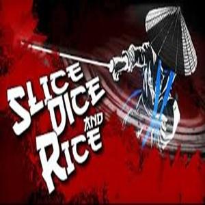 SLICE DICE & RICE