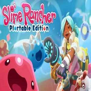 Slime Rancher Plortable Edition