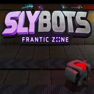 Buy Slybots Frantic Zone CD Key Compare Prices