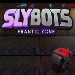 Slybots Frantic Zone
