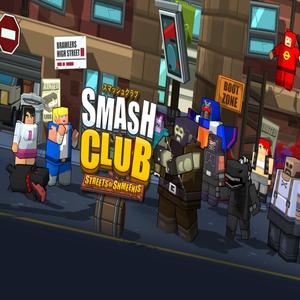 Smash Club Streets of Shmeenis